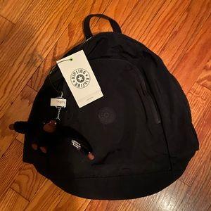 🐒Kipling Yaretzi Black Tonal Backpack